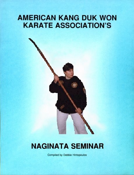 Naginata by Master Debbie Hintopoulos